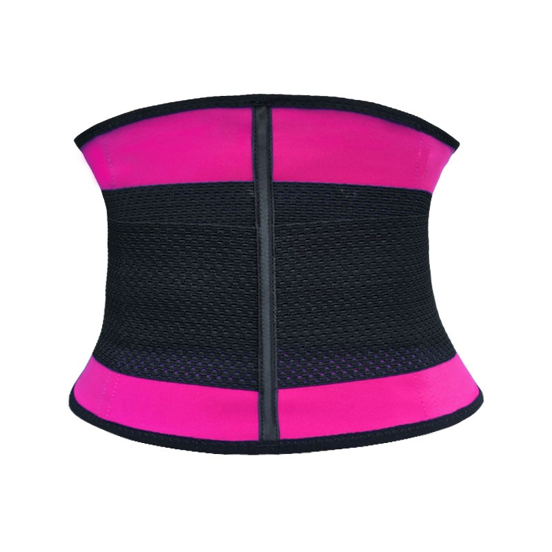 Ann Chery latex fit women waist trimmer belt for weight loss lumbar support