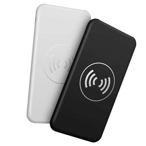 Qi Wireless Charger Portable Wireless Power Bank 10000mAh 2.1A Powerbank Quick Charger for Android iOS Mobile Phone