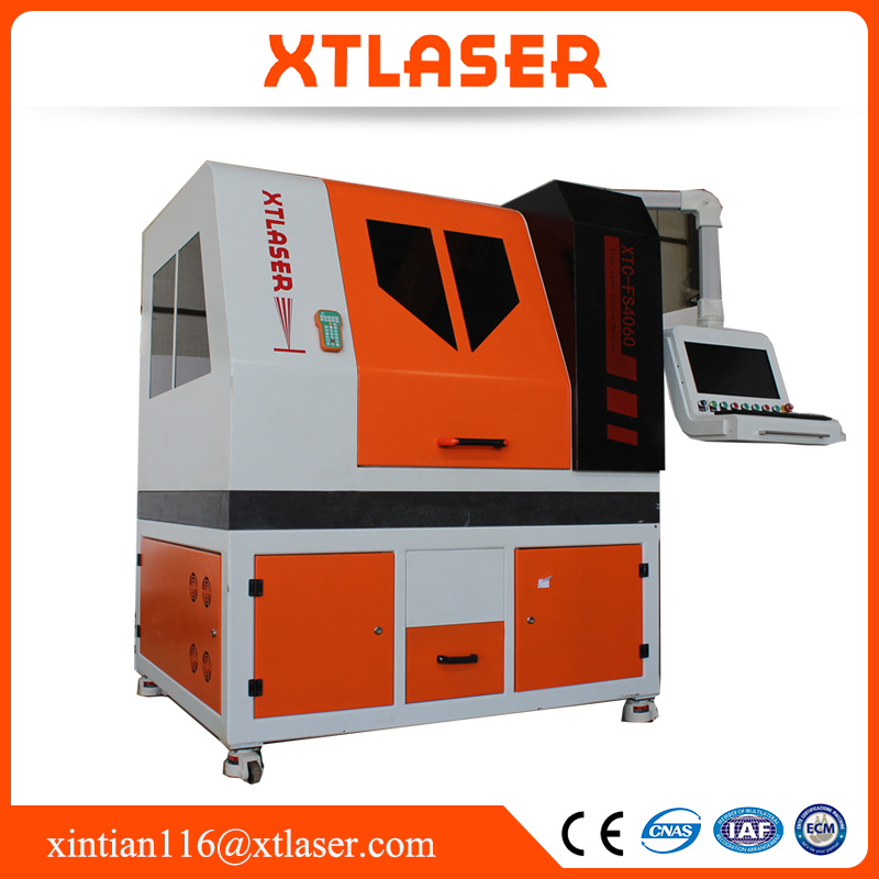 FDA/CE/BV Approved 750W Fiber Laser Cutter with FDA/CE/BV Certificates