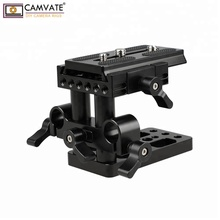 CAMVATE <span class=keywords><strong>Statief</strong></span> Quick Release Mount Base QR Plaat voor Manfrotto Dslr-camera