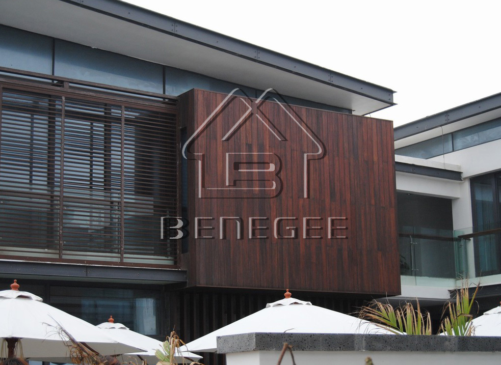 Exterior Decorative Bamboo Wall Cladding Panel Buy