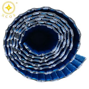 High r value aluminum bubble foil insulation heat insulator double foil with air bubble
