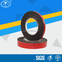 First-rate PE 3mm Double Sided Foam Tape