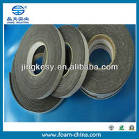 customized color ,thickness 3m pe foam tape manufacturer in guangzhou