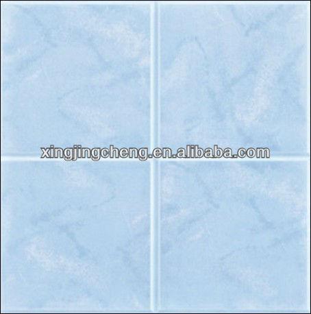 30x30 Light Blue Bathroom Floor Designs Glazed Tile