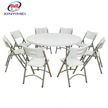 ext rieur et int rieur restaurant banquet ronde table. Black Bedroom Furniture Sets. Home Design Ideas