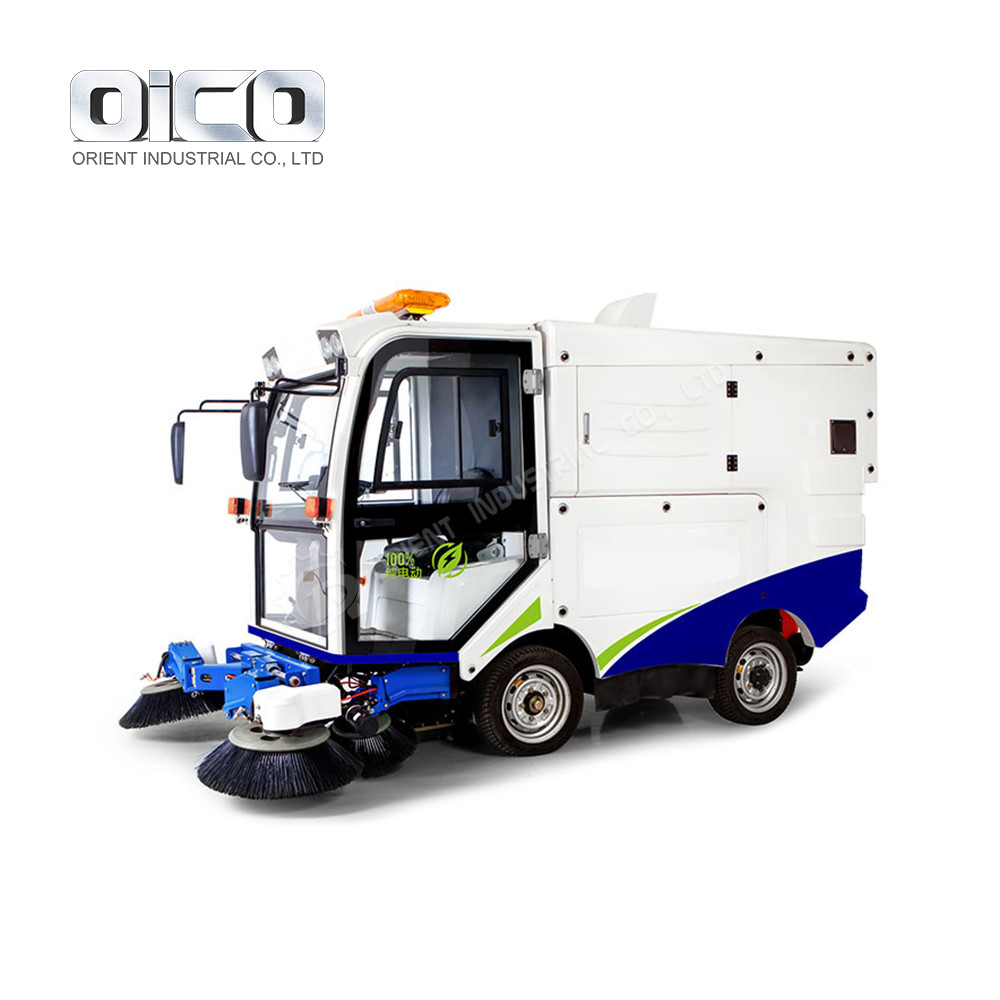 X1800 industrial sweeper with ce certificate street cleaning x1800 industrial sweeper with ce certificate street cleaning machine 240l trash can buy electric road sweepermechanical electric power cleaning machine xflitez Image collections