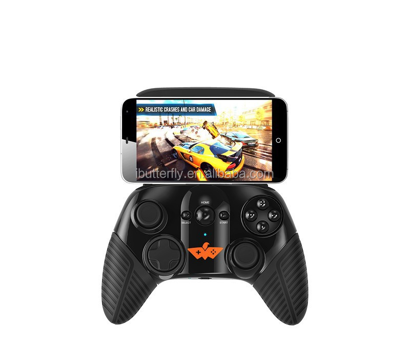 Mobile bluetooth wireless joypad