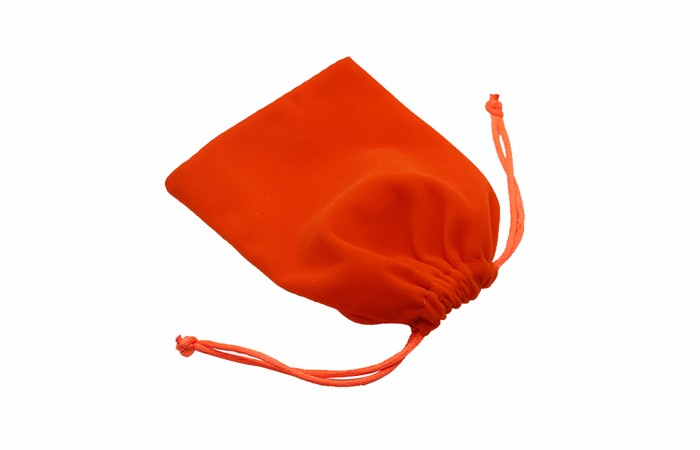 factory hot sales small velour pouches for jewelry with cheap price