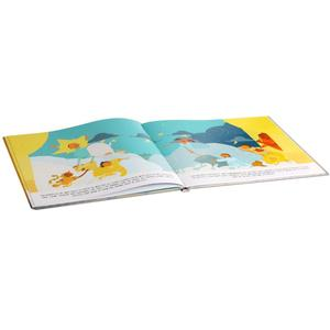Chinese supplier art paper children book printing service