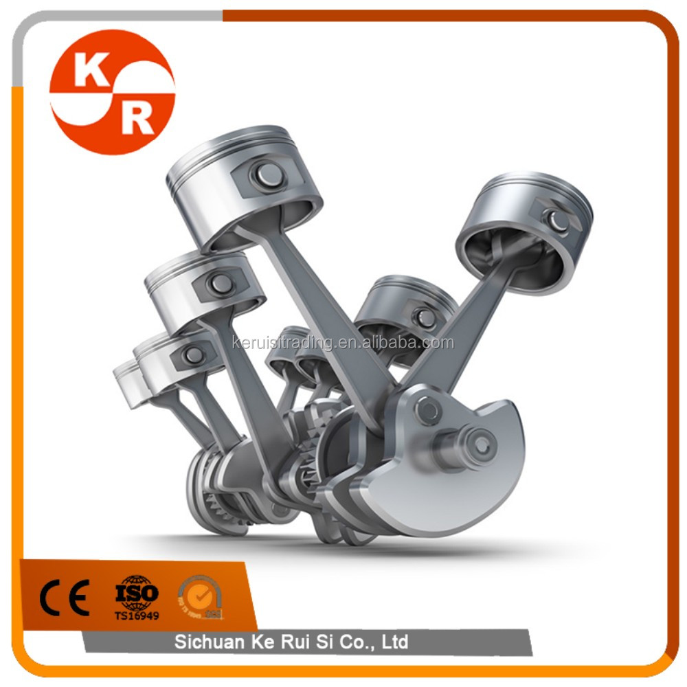 KR OEM Anodized auto parts for 2jz forged pistons
