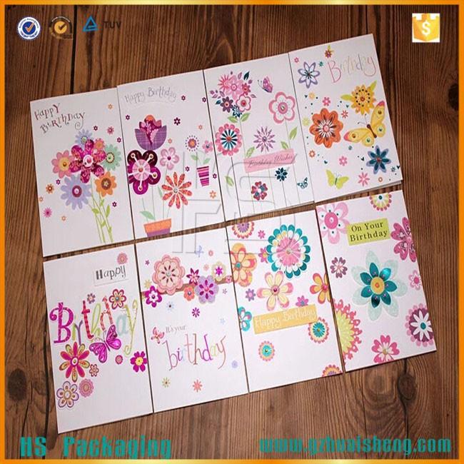 Newly Elegant Design Handmade Happy Birthday Cards For Boyfriend