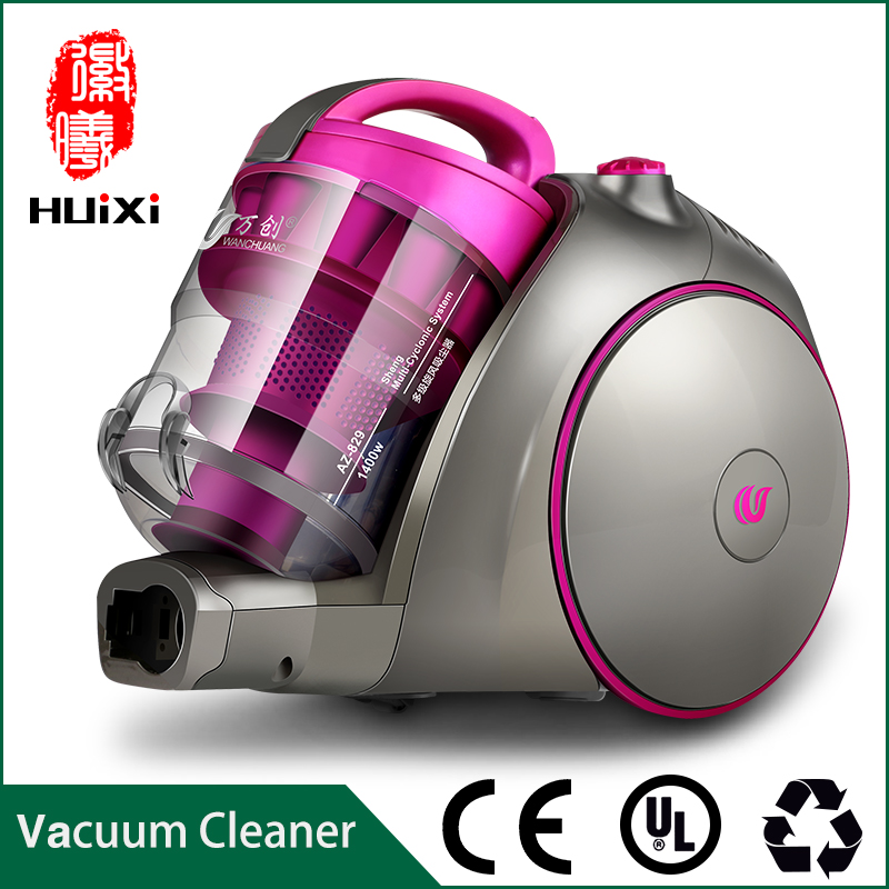 High power durable cheap home appliance low noise dry vacuum cleaner