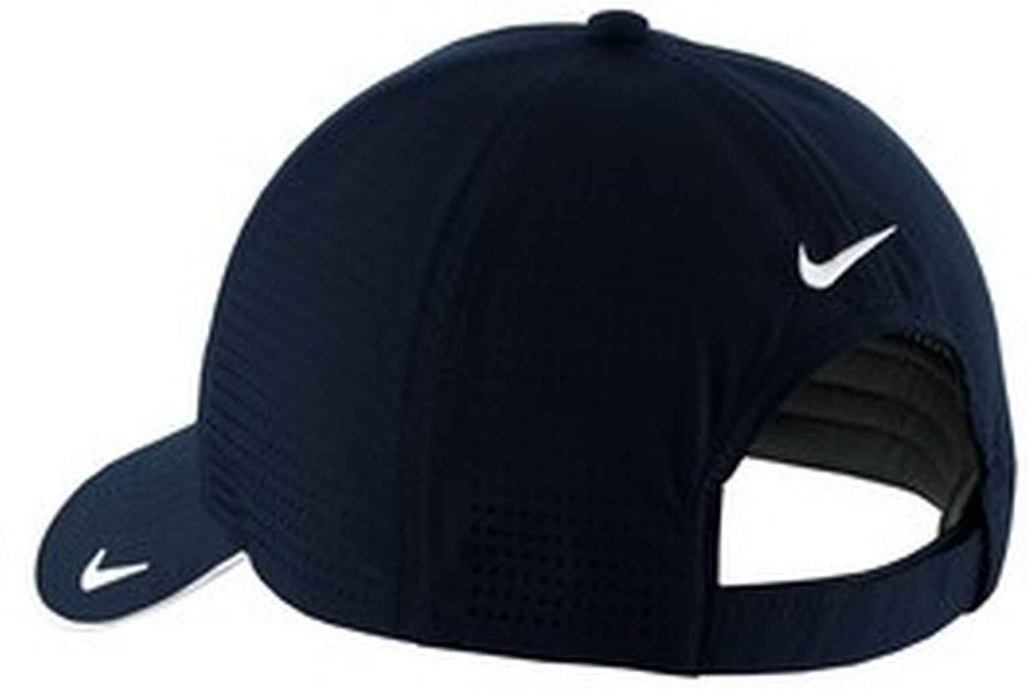 7460b205853 Get Quotations · Nike Golf - Dri-FIT Swoosh Perforated Cap