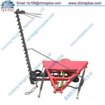 Farm Implement Alfalfa Cutting Machine Slasher Tractor Slasher ...