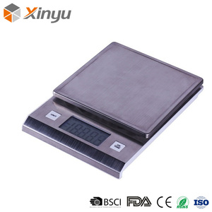 Cheapest Stainless Steel 11Lb 5Kg Digital 1Kg Kitchen Food Scale 5000G