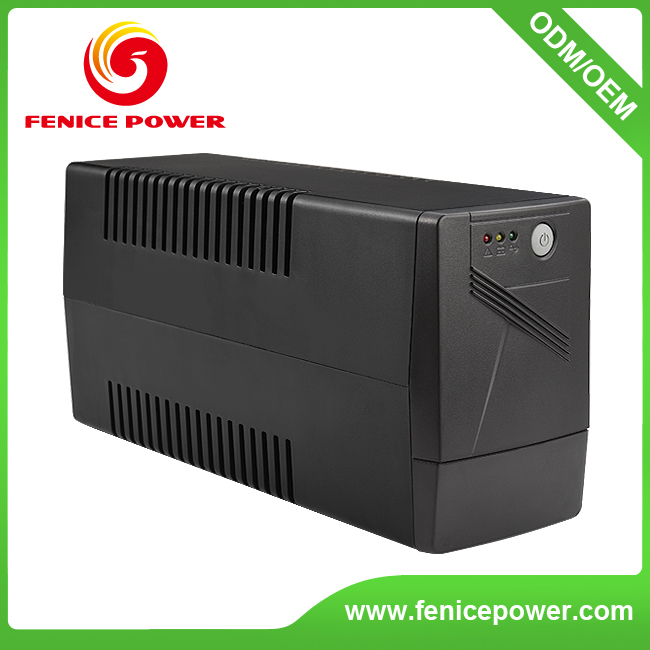 High quality 650va 1kva 2kva 3kva mini line Interactive ups with smart functions