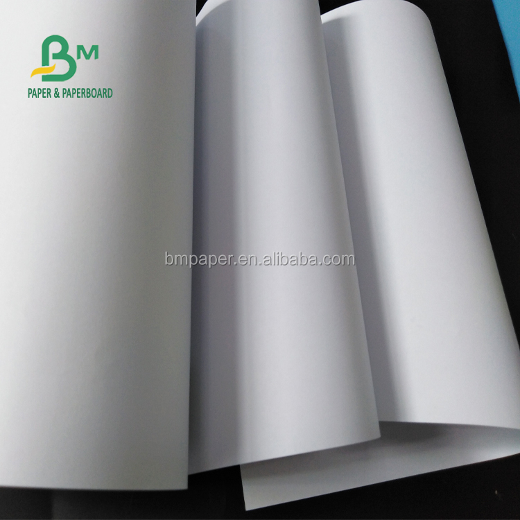 FSC Approved White Offest Printing Paper 70 80 100gsm for Catalogues