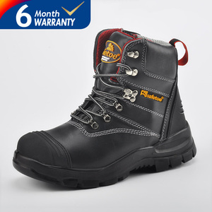 Composite toe cap heat resistant safety boots work men