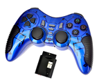 High speed USB 2.4G Wireless Joystick Double shock Game Controller Gamepad for ps2 ps3 pc laptop Android TV box