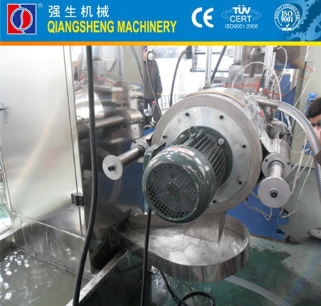 PP PE water ring cutter pelletizer machinery