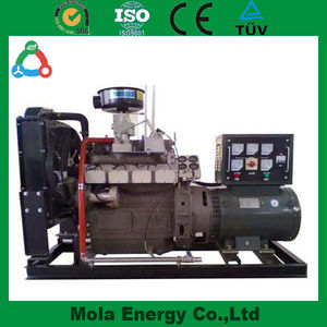 Waste Oil Electric Generator