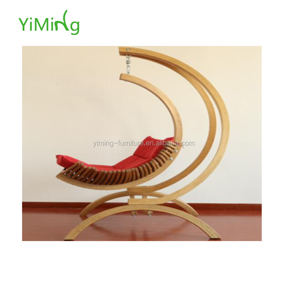 Rattan outdoor swing chair indoor hanging chair rocking chair ratta - Wooden Swing Chair Wooden Swing Chair Suppliers And Manufacturers At Alibaba Com