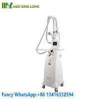 Hot sale 6 IN 1 Technology Velashape Vacuum Laser Body shaping equipment, slimming device for sale