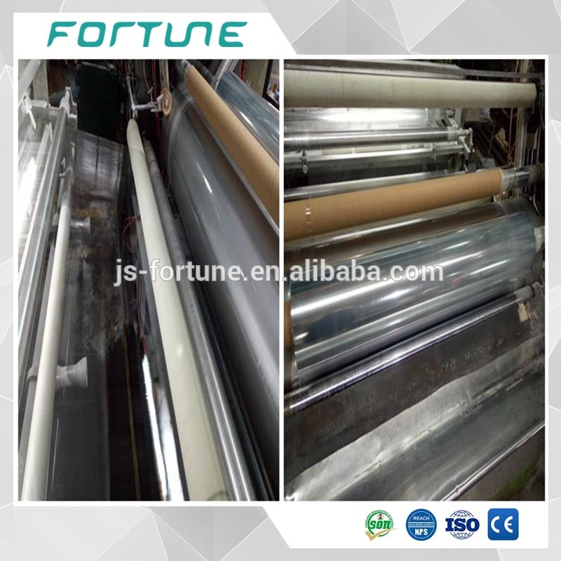 Best price of super clear pvc binding cover for sale