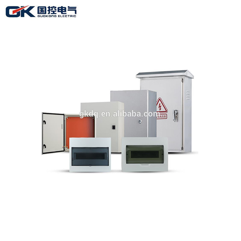 wholesales Best price type of distribution board electrical power panels