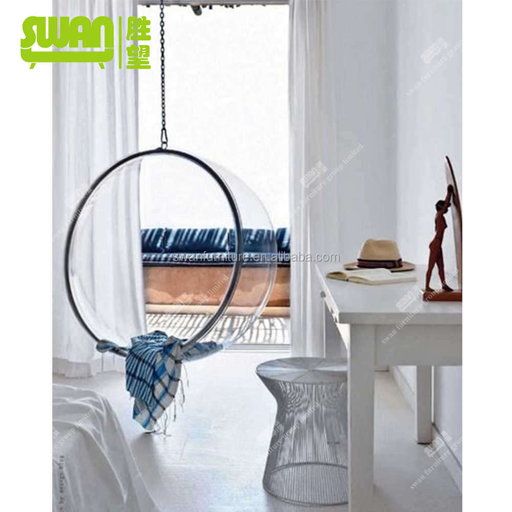 Clear Hanging Bubble Chair, Clear Hanging Bubble Chair Suppliers and  Manufacturers at Alibaba.com