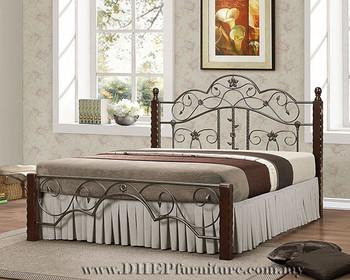 Holz Franzosisches Bett Schlafzimmermobel Klassischen Duoble Bett