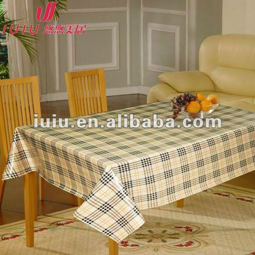 High Quality Pvc Non Slip Tablecloth, Pvc Non Slip Tablecloth Suppliers And  Manufacturers At Alibaba.com