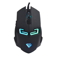 New Arrival Products 7D Breathing Led Ergonomic Gaming Mouse Dropshipping