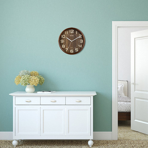 Accept Oem Absolutely Silent Wall Clock