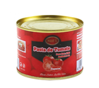 Canned special tomato paste ketchup 28-30% 210g for europe and south america