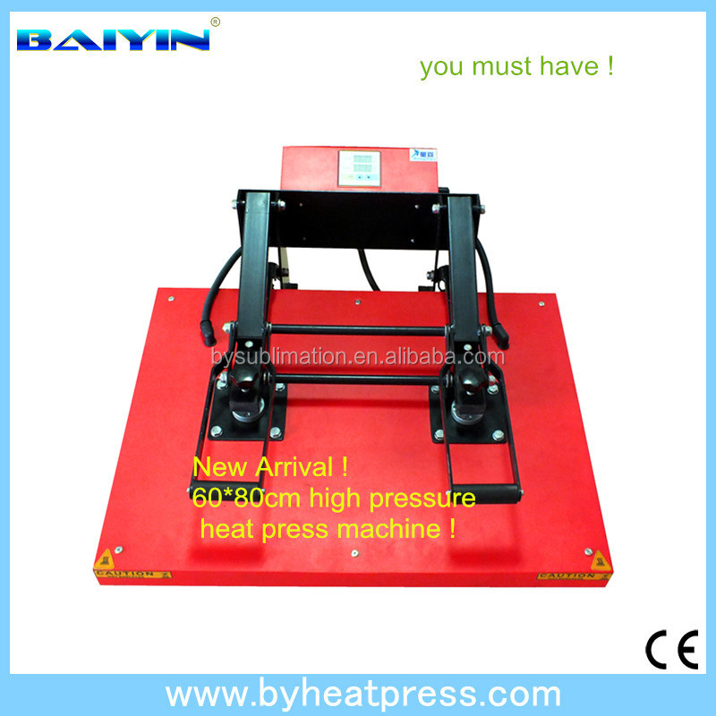 60*80 heat press machine/maquina de la prensa del calor