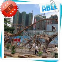 Fiberglass animal sea lion sculpture for ocean park decoration