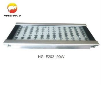 90w Led Outdoor Wall Washer Light Led Recessed Dc12/24v