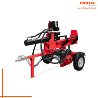 High Quality Gasoline wood log splitter 7HP automatic log splitter for sale