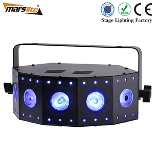 Marslite christmas disco light RGB strobe led sharpy beam wash projector gobo stage lighting