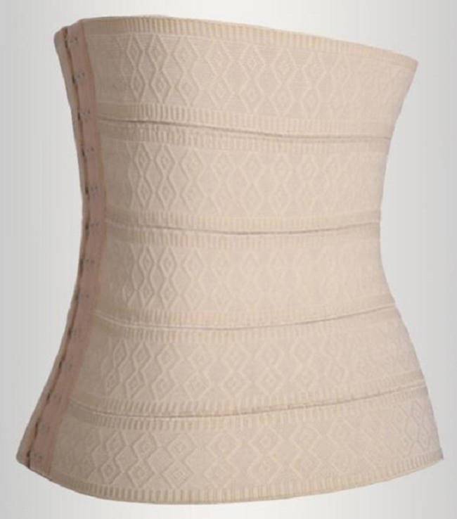 Aofeite Hot Selling Professional design,Compaction buttocks,back muscles and reduce cellulite Waist Trainer Corset