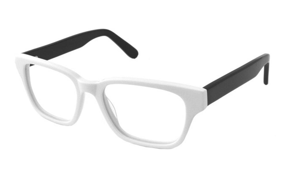 High Quality White Frame Vogue Gentleman China Optical Glasses Frame ...