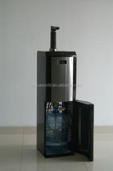 hc76lufd push safety button water cooler dispenser
