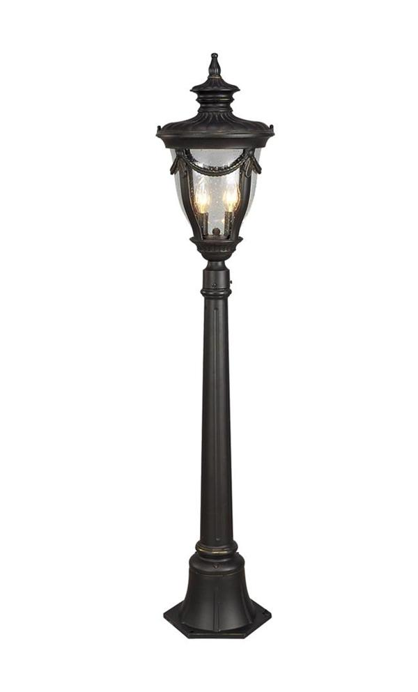 Decorative Led Outdoor Garden Lamp Stand (sd0515-m)