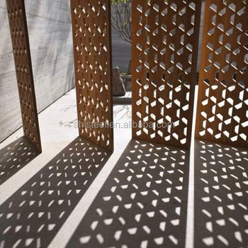 Cad Designs Und Zeichnungen Fur Massivem Stahl Bar Zaun Cortenstahl