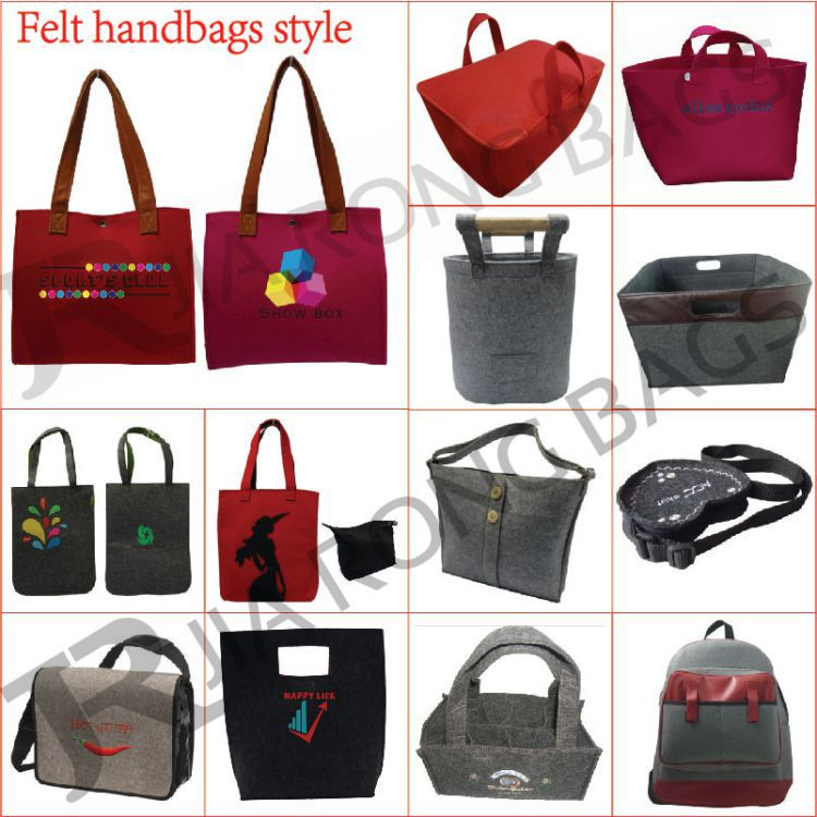 Felt Handbags Items