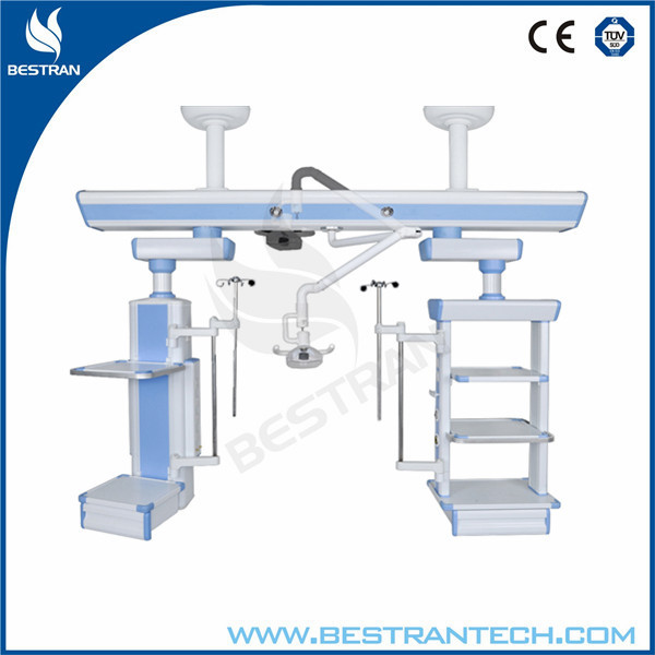 China BT-180C-1 Cantilever type dry and Wet section separated ICU pendant, medical column price