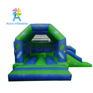 Mini kids used party jumpers inflatable bouncer combo for sale