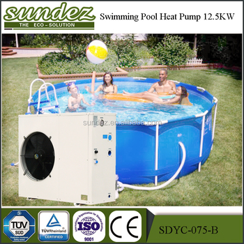 Factory Offer Air Source Heat Pump Swimming Pool Heaters Buy Heat Pump Swimming Pool Swimming